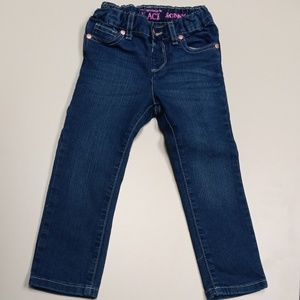 The Children's PLACE Girls (Toddler) Skinny Jeans